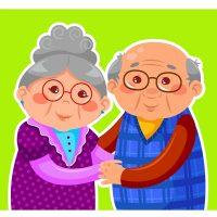 Życzenia dzieci dla Babć i Dziadków