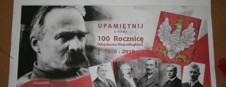 Wieczornica z okazji 100. rocznicy odzyskania przez Polskę Niepodległości
