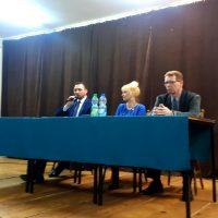Spotkanie z Burmistrzem Sanoka – relacja