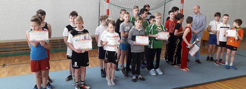 Finał Wojewódzki Igrzysk Dzieci  w gimnastyce podstawowej chłopców