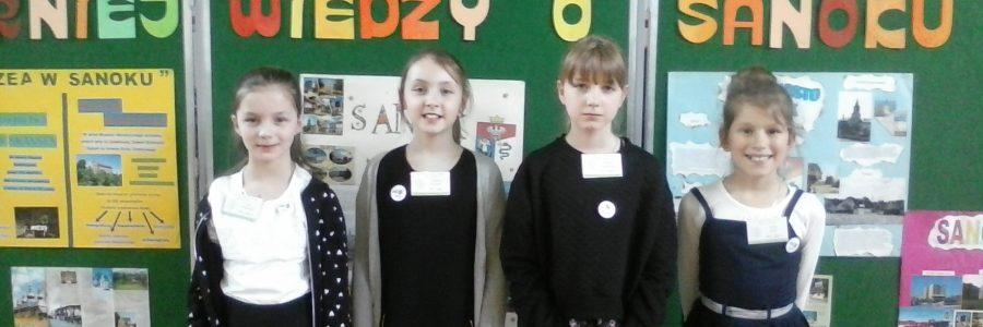 Międzyszkolny Turniej Wiedzy o Sanoku