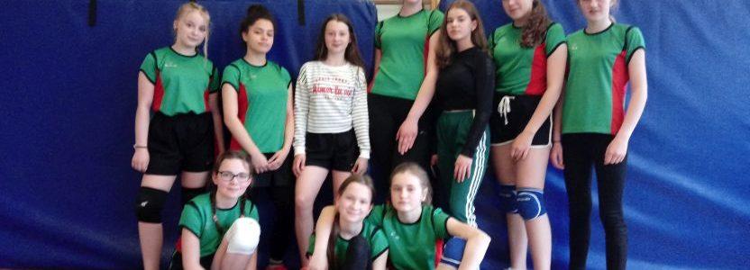 Mini piłka siatkowa dziewcząt – Półfinał Wojewódzki