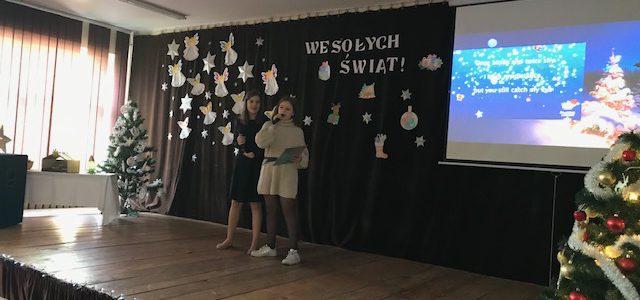 Festiwal obcojęzycznej piosenki bożonarodzeniowej