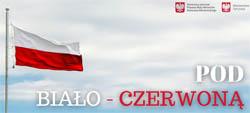 """Projekt """"Pod Biało–Czerwoną"""""""