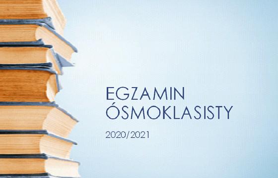 Egzamin Ósmoklasisty