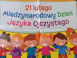 Międzynarodowy Dzień Języka Ojczystego w świetlicy