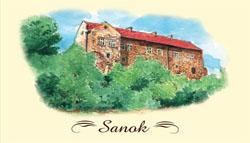 """Konkurs  """"LAPBOOK – NA SANOCKIM ZAMKU"""""""