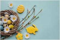 """""""Kolorowa Wielkanoc""""- konkurs świąteczny"""