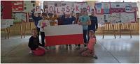 Dzień Flagi w oddziale przedszkolnym