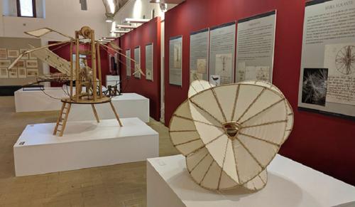 Fot. Muzeum Leonarda da Vinci