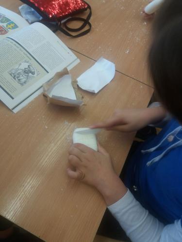 Prace kółka historycznego Magellan