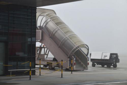 Kulisy życia lotniska w Jasionce