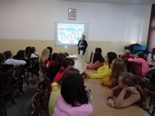 Program edukacyjny dla dziewcząt klas 6
