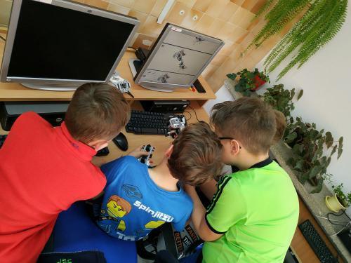 Color Sorter - zajęcia z robotyki i programowania