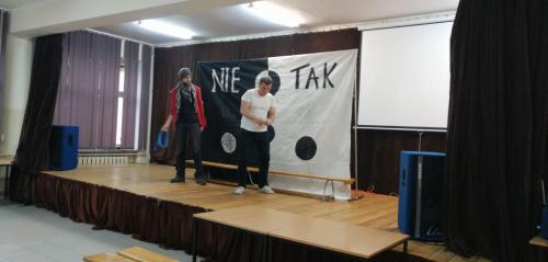 Spektakl teatralny 7 kroków