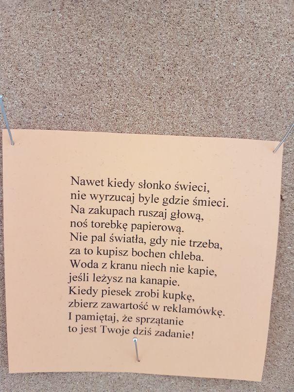 Sprzątanie świata Szkoła Podstawowa Nr 4 Im Ks Zdzisława