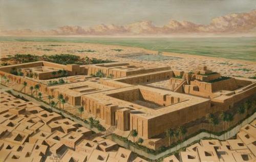 W państwie Sumerów