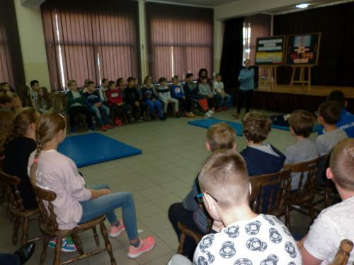 Szkolenia uczniów klas 5