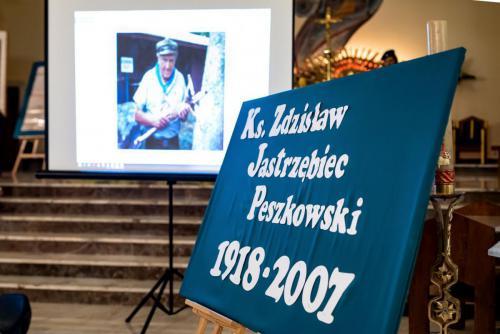 Wieczornica, poświęcona ks. Zdzisławowi Peszkowskiemu