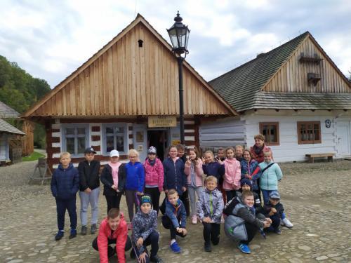 Wycieczka do Skansenu