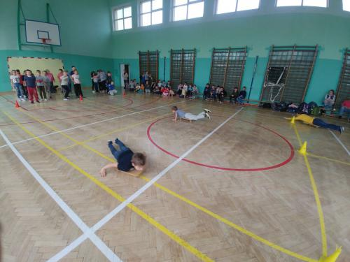Świetlicowa rywalizacja sportowa